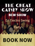THE GREAT GATSBY SHOW