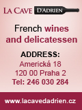 La Cave D´Adrien - French wines and delicatessen