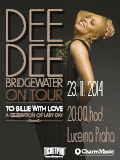 Dee Dee Bridgewater at Prague