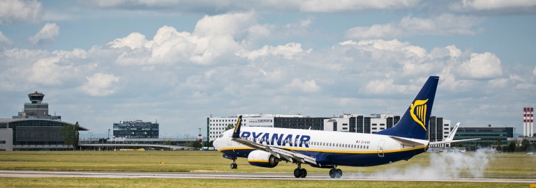 Ryanair Doubling Size Of Prague Base Prague Tv Living Like A Local