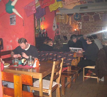 Fosil Mexican Bar and Kitchen, Prague