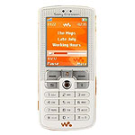 Sony Ericsson W800i Walkman Phone