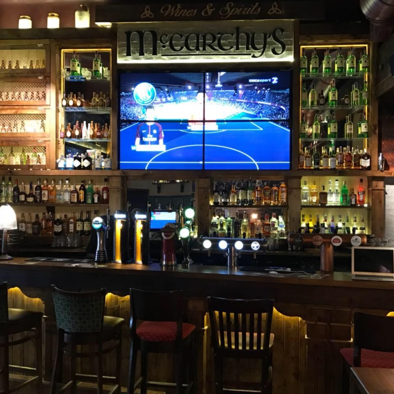 Mc Carthy's Irish Pub | Prague British & Irish Restaurants ...
