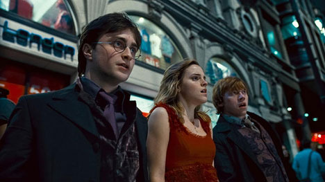 harry potter and deathly hallows part 2_24. Deathly Hallows: Part 1,